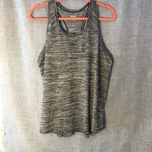 Danskin workout top XL.  Loose and flowy.